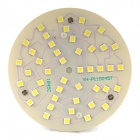 7W 810LM 6000~6500K 45-5050 SMD LED White Light Ceiling Down Lamp (220-240V)