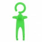 Nette Human-Shaped Drehbarer Kreative Hanger - Green