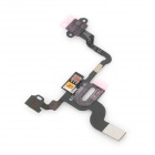 Replacement Module Light Proximity Sensor Power Flex Cable for iPhone 4 - Black