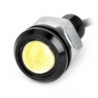 1.5W 6000K 110lm White Light Car Eagle Eye LED Lamp (DC 12V)