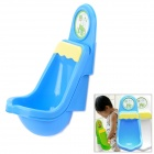 Dudi Portable Urinal / Toilet w/ Suction Cup for Children / Baby - Blue