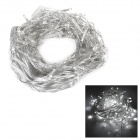 Decoration 6W 100-LED Party Holiday White String Light (AC 220V / 10m)