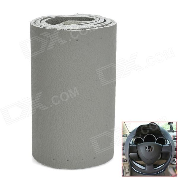 DIY Leather Sewing Car Wheel Cover - Grey mp620 mp622 mp625 projector color wheel mp620 mp622 mp625