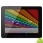"CHUWI V90 9.7"" Capacitive Screen Android 4.0 Quad Core Tablet PC w/ TF / Wi-Fi / Camera - Coffee"