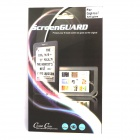 Protective PET Matte Display Schutzfolie für Google Nexus 7 - Transparent