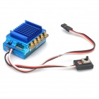 WP120A Brushless Regler für Auto - Blue