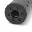 "Universal 7"" Aluminum Alloy Suppressor Silencer - Black"