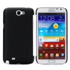 NILLKIN Protective PC Back Case for Samsung Galaxy Note II N7100 - Black