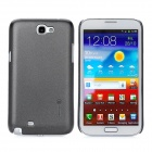 NILLKIN Protective PC Back Case for Samsung Galaxy Note II N7100 - Obsidian Black