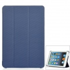 KALAIDENG OUMI Series Ultra-thin Protective PU Leather Case for Ipad MINI - Blue