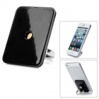 Ring Style Stand Holder for Cellphones / Tablets - Black