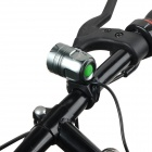 SingFire SF-533 800lm 4-Mode White Bicycle Headlamp w/ Cree XM-L T6 - Green Grey (4 x 18650)