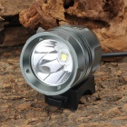 SingFire SF-533 Cree XM-L T6 800lm 4-Mode White Bicycle Headlamp - Green Grey (4 x 18650)