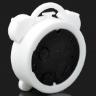 Mini Silicone Desk Clock - White (1 x AG13)