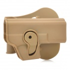 Tactical Military Gun Pistol Holster + geschosse Halter für PX4 - Green Brown