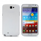 NILLKIN Stylish Protective PC Back Case for Samsung Galaxy Note II N7100 - White