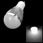 GU10 6W 500lm 6500K White 15-SMD 5630 LED Light Bulb - White (220V)