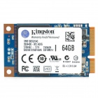 Kingston SMS100S2/64G 64GB mSATA SSD Solid State Drive - Blue