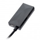 Micro USB Male to HDMI Female MHL Adapter Cable for Samsung Galaxy S3 - Black (18cm)