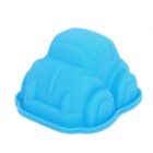 Small Cute Car Style DIY Mold Tray for Muffin / Cake / Dessert / Chocolate / Pudding - Blue