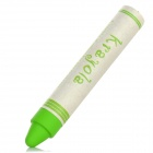 Plastic Capacitive Touch Screen Stylus Pen for iPhone / iPad / iPod - White + Green