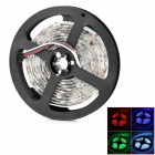 Waterproof 28W 960lm 28W 120-SMD 5050 LED RGB-Licht Flexible Strip - (DC 12V / 2m-Kabel)