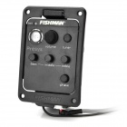 Fishman 201 Acoustic Guitar Pickup - Black