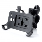 Stylish Bicycle Bike Swivel Mount Holder for Samsung Galaxy S3 Mini i8190 - Black