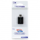 CY U3-084 USB 3.0 Male to eSATA Female Adapter