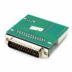 WMD1210-04 2-Digit PCI Parallel Port Analyzer POST Debug Card - Green + Black