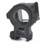 New ACCutact 21mm Plastic + Glas Reflex Dot Gun Sight - Black + Transparent