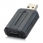 CY U3-082 USB 3.0 to SATA II Data Cable Adapter - Black