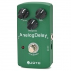JOYO JF-33 Analog Delay Echo Pedal True Bypass - Green