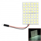14W 48-5050 SMD LED Car Reading / Interior / Dome light w/ T10 / BA9S / Festoon Connectors