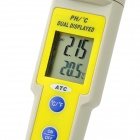 PH-035 Waterproof Pen-Type PH Meter w/ Temperature Display