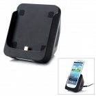 USB Data / Charging Dock Cradle for Samsung i9300 - Black