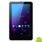 """S-023 7"""" Android 4.0.4 Capacitive Screen Dual Core Tablet PC w/ 2 x SIM / TF / Wi-Fi / HDMI - White"""