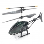 F1206 2,5-CH IR Remote Control R / C Helicopter - Army Green + Black