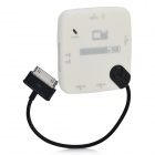 CY GT-020 3-Port USB 2.0 Hub + Card Reader für Samsung Galaxy Tab 10.1 / P7500 / P7510 - White