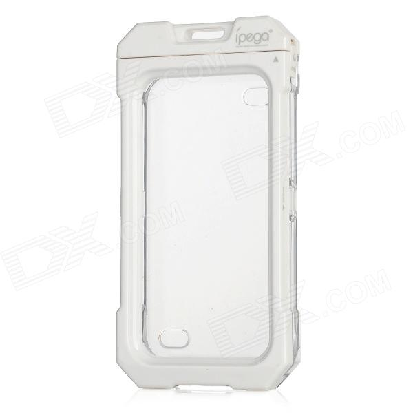 Original iPega Waterproof Protective case for Iphone 4 / 4S - White