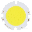 DPD-55-1505 DIY 15W 1575lm 6500K White Light Round COB LED Module - Yellow (45~50)