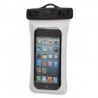WP-380 Stylish Waterproof Protective Case for iPhone 5 - White