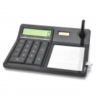 "3"" LCD Erasable Note + 8-digit Calculator"