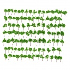 Model Tree 3517 Plastic Model Tree Display Set - Green (100PCS)