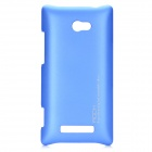 Protective PC Back Case for HTC 8X - Blue