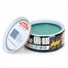 CHIEF PW656 Car Coating Wax Hard Paste for Dark-Colored Vehicles - Green (300g)