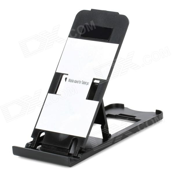 все цены на Portable 5-Angle Universal Stand Holder Support for Iphone / Ipad / Cell Phone - Black онлайн
