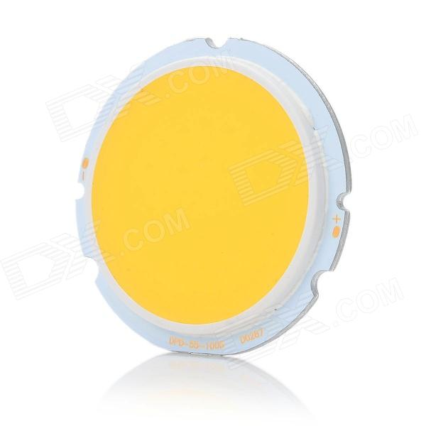 10W 1050lm 3200K Warm White Light COB LED Module - Yellow + White (30~34V)
