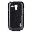 Rock Protective PC Plastic Case for Samsung i8190 Galaxy S3 Mini - Black