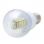 Daiwl H6207WW E27 7W 6500K 580lm White 120-SMD 3528 LED Light Bulb - White (110V)